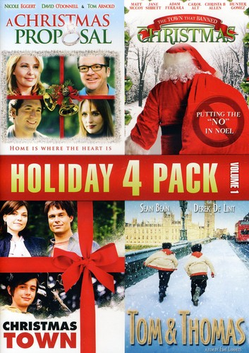 Holiday Quad Feature, Vol. 1