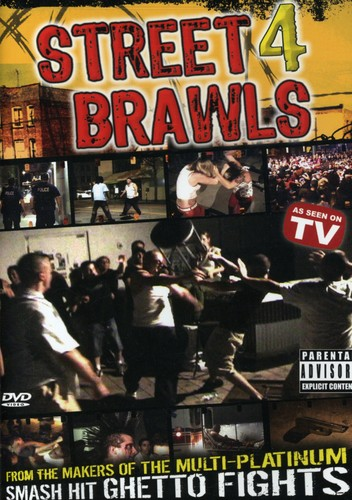 Wildest Street Brawls, Vol. 4