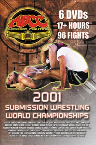 2001 Submission Wrestling World Championships