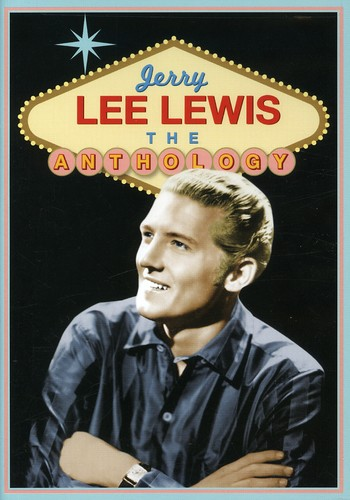 Jerry Lee Lewis-The Anthology