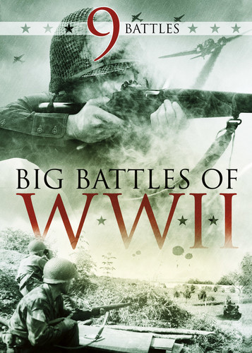 Big Battles of WWII: 9 Battles