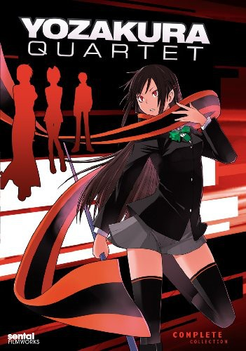 Yozakura Quartet: Complete Collection [WS] [Subtitles]