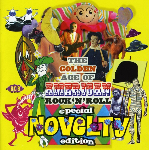 Golden Age American Rock N Roll Spec Nov Ed /  Various [Import]