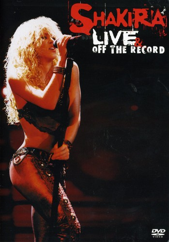 Live and Off The Record [DVD/ CD Combo Pack]