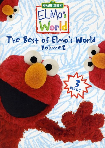 The Best Of Elmo's World, Vol. 2 [Full Frame] [Box Set] [3 Discs]