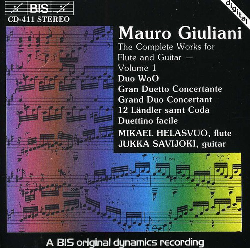 Complete Works for Flute & Guitar 1
