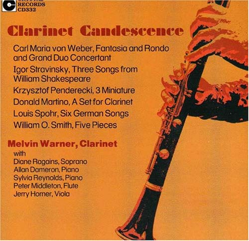 Clarinet Candescence