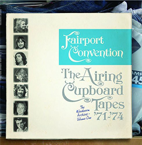 Airing Cupboard Tapes 71-74