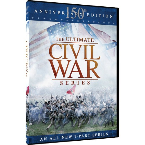 The Ultimate Civil War Series (150th Anniversary Edition)
