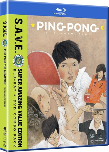 Ping Pong The Animation: The Complete Series - S.A.V.E.
