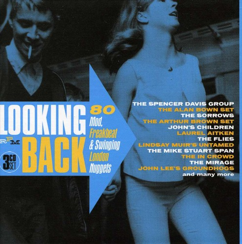 Looking Back: 80 Mod Freakbeat & Swinging /  Various [Import]