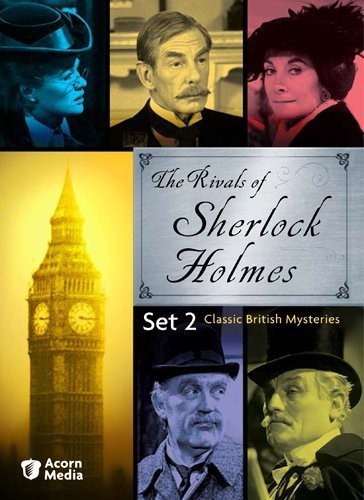 The Rivals of Sherlock Holmes: Set 2