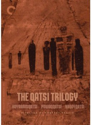 Qatsi Trilogy (Criterion Collection)