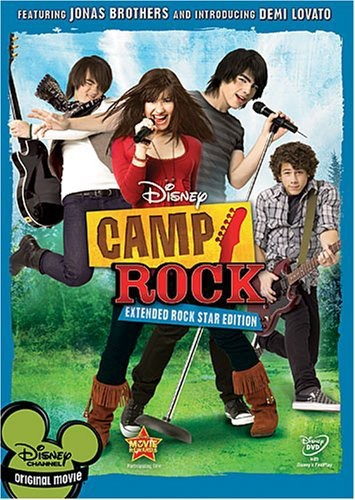 Camp Rock [Extended Rock Star Edition] [Full Frame]