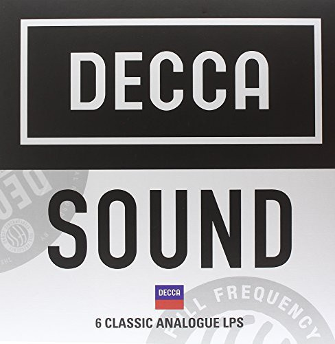 Decca Sound: The Analogue Years /  Various