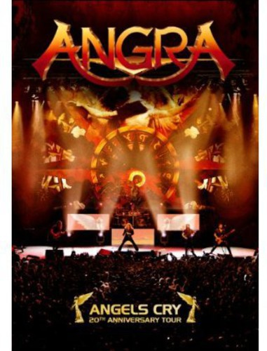 Angel's Cry: 20th Anniversary Tour [Import]