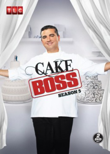 Cake Boss: Season 5 Vol 2