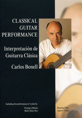 Classical Guitar Performance