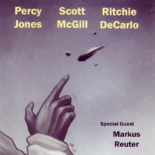 Percy Jones /  Scott MacGill /  Richie de Carlo [Import]