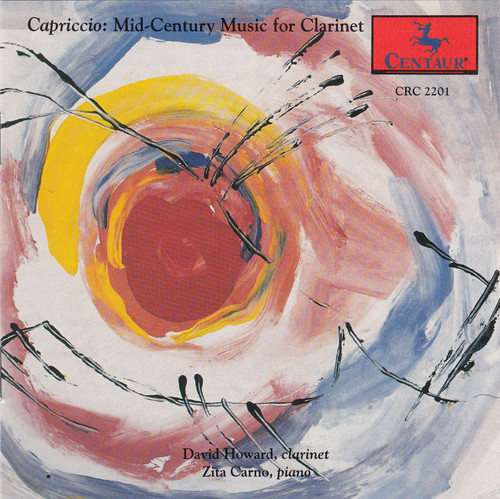 Capriccio /  Music for Clarinet