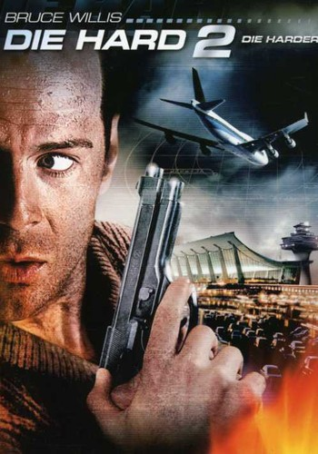 Die Hard 2: Die Harder [Widescreen] [O-Ring Package] [Repackaged] [Sensormatic]