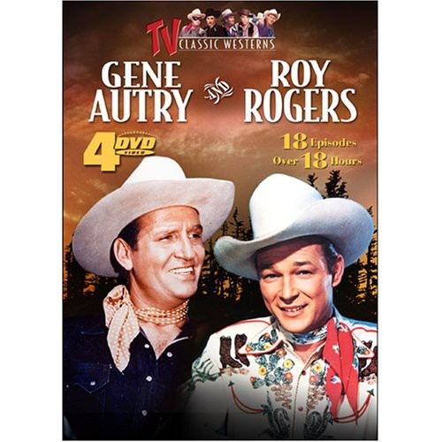 TV Classic Westerns: Gene Autry & Roy Rogers