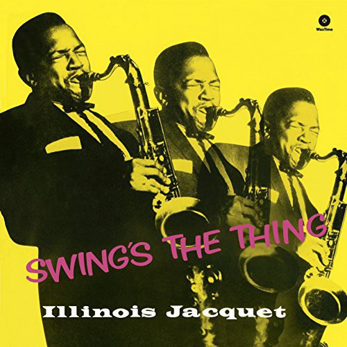 Swing's the Thing [Import]