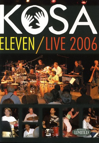 Kosa Eleven Live 2006 /  Various