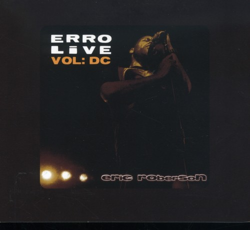 Erro Live, Vol. DC [With CD]