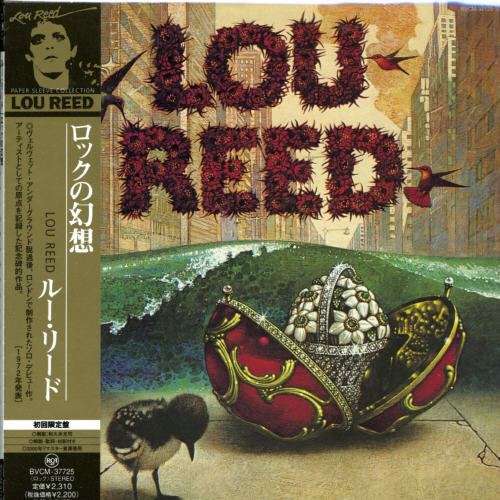 Lou Reed [Import]