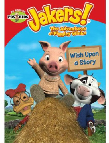 Jakers - Adventures of Piggley Winks: Wish Upon