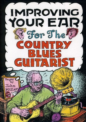 Improving Your Ear for the Country Blues Guitarist