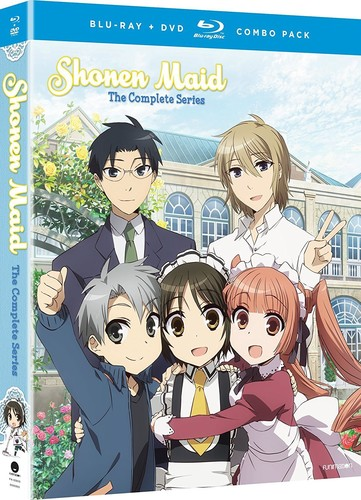 Shonen Maid: The Complete Series