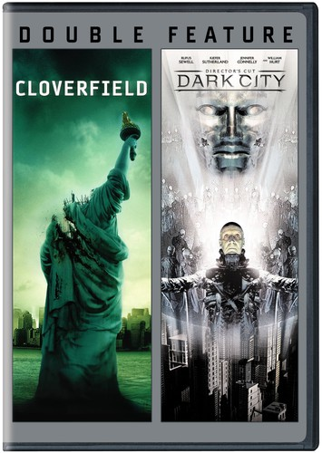 Cloverfield /  Dark City: Director's Cut