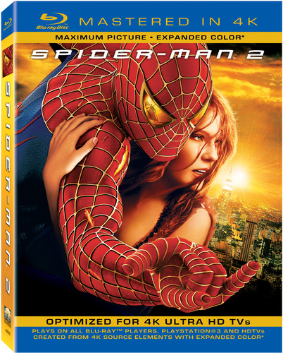 Spider-Man 2 (4K-Mastered)