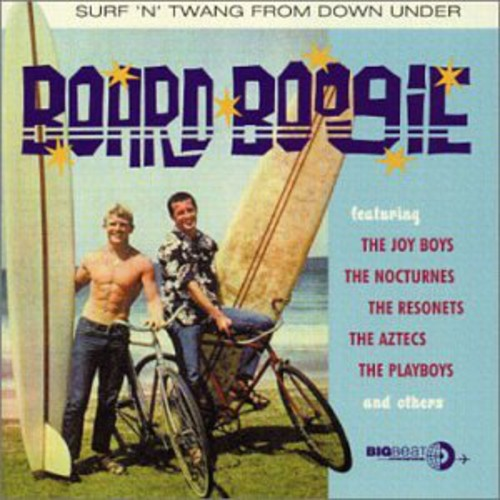 Board Boogie Surf N Twang from Down /  Various [Import]