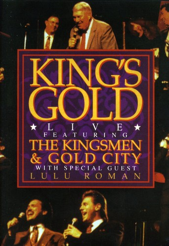 The Kingsmen and Gold City/ King's Gold, Vol. 1