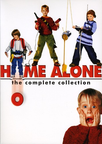 Home Alone: The Complete Collection