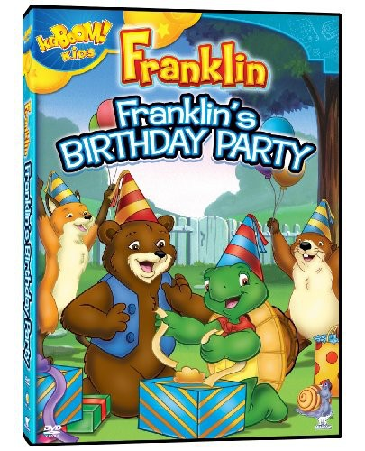 Franklin: Franklin's Birthday Party