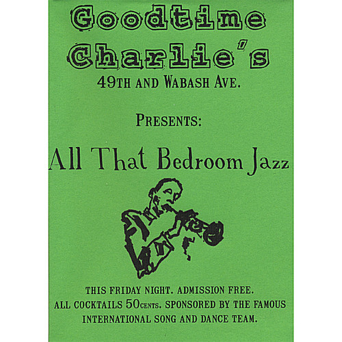 All That Bedroom Jazz