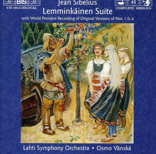 Lemminkainen Ste Op.22: 4 Legends from Kalevala