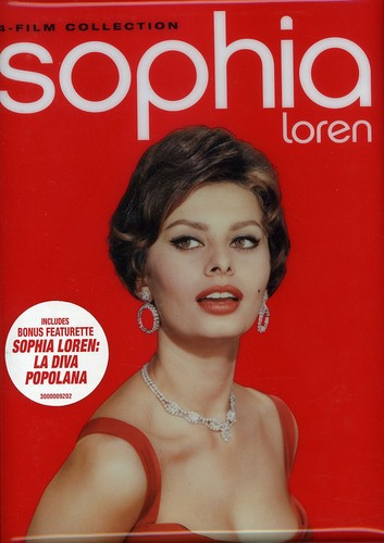 Sophia Loren 4-Film Collection