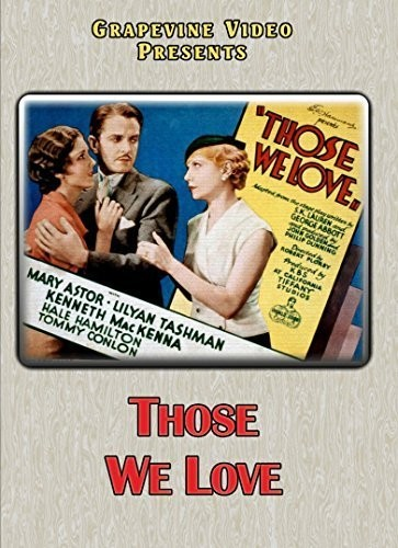 Those We Love (1932)