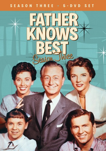 Father Knows Best: Season Three [Full Frame] [5 Discs] [Slipcase]