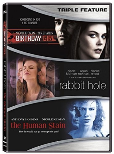 Birthday Girl /  Rabbit Hole /  The Human Stain