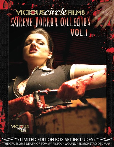 Vicious Circle Films Extreme Horror Collection 1