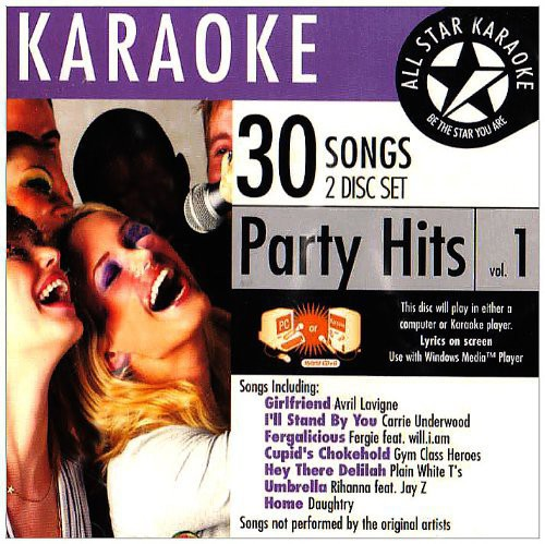 Karaoke: Party Hits, Vol. 1