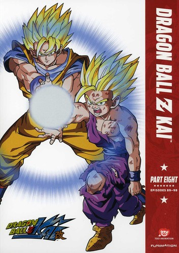 Dragon Ball Z Kai: Season One Part Eight