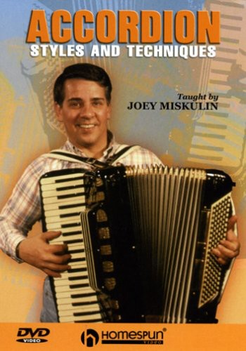 Accordion Styles and Techniques [Instructional]