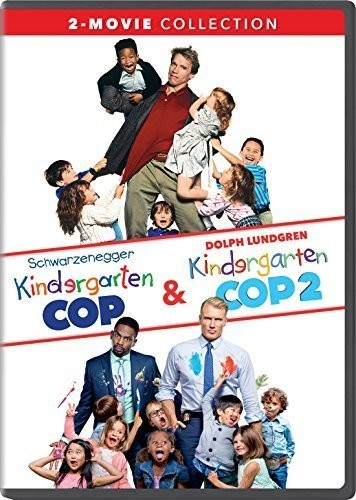 Kindergarten Cop /  Kindergarten Cop 2: 2-Movie Collection